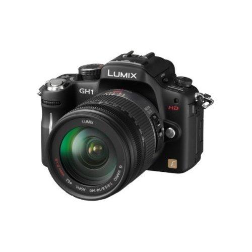 Фотокамера Panasonic GH-1 из обзора
